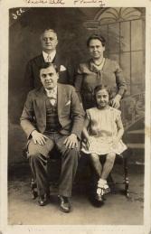 Grandpa's Uncle & Family