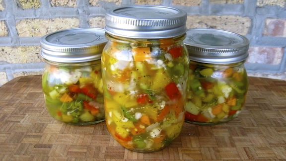 recipe: canning giardiniera relish [2]
