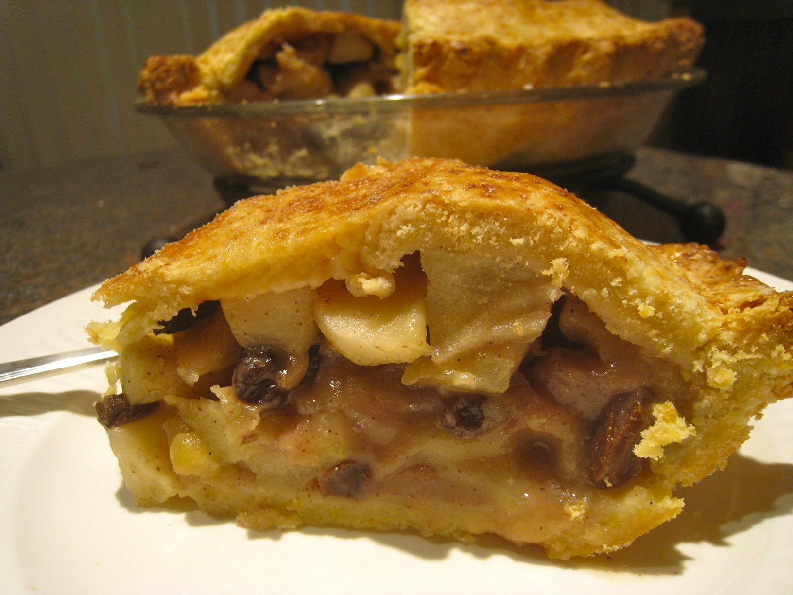 Apple Pie with a Cheddar Cheese Crust | from the Bartolini kitchens