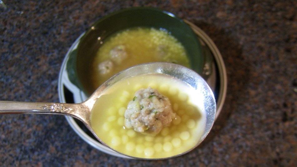 Pork And Lemon 'Polpettine' Meatballs Recipes — Dishmaps