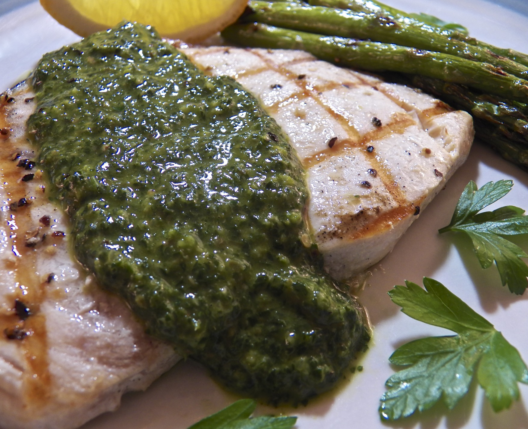 Pan Fried Swordfish Recipe  CookUK Recipes