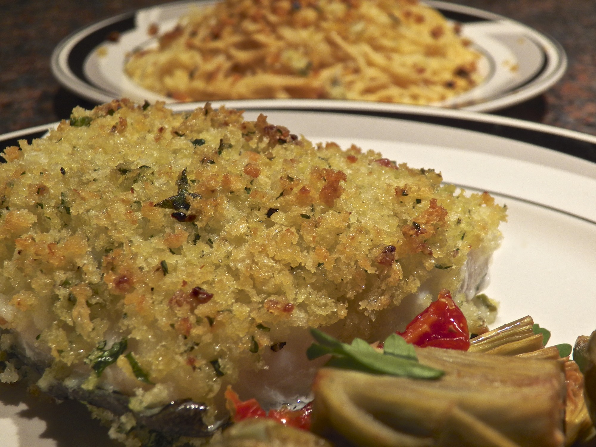 Baked Haddock | from the Bartolini kitchens