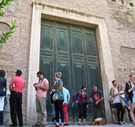 Doors to the Curia