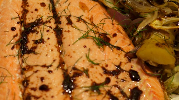 Roasted Arctic Char 2