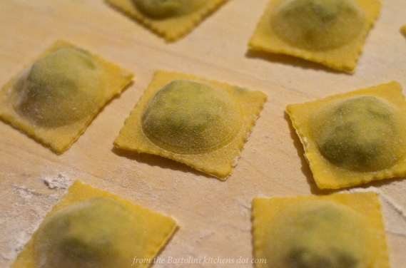 Roast Duck Ravioli Preview