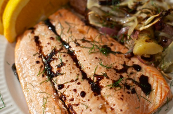 Roasted Arctic Char 3