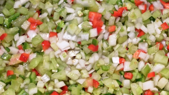 Green Tomato Relish 1