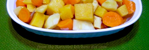 Stovetop Root Vegetables