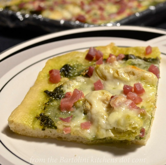 Prosciutto Pizza 1