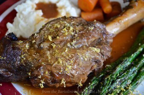 Lamb Shank Preview