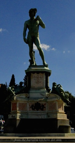 David, Piazzele di Michelangelo