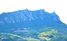 San Marino's 3 Towers