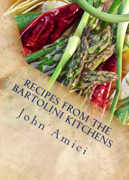 Blog Cookbook Page