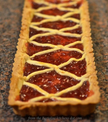 Cherry Crostata 4