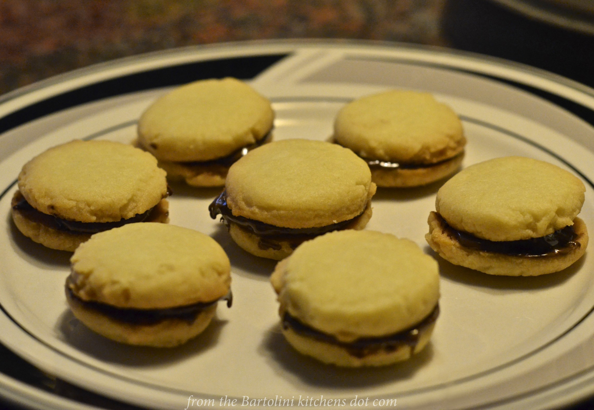 Shortbread Sandwiches Recipes — Dishmaps