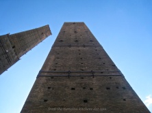 Bologna's Two Towers
