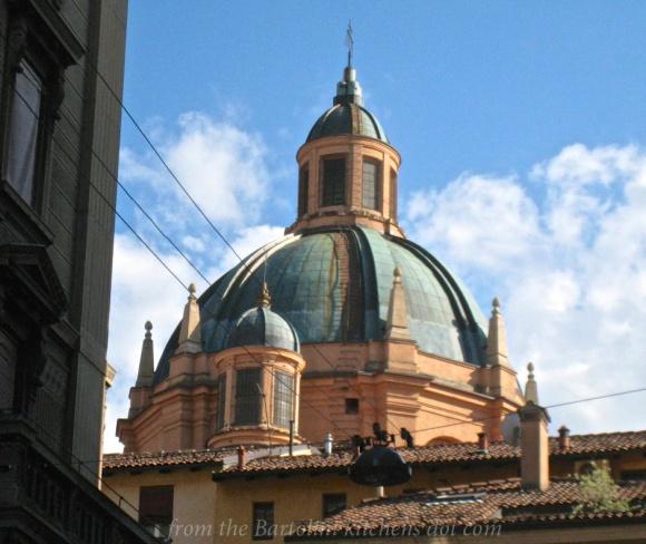 Dome of the Church of Santa Maria della Vita