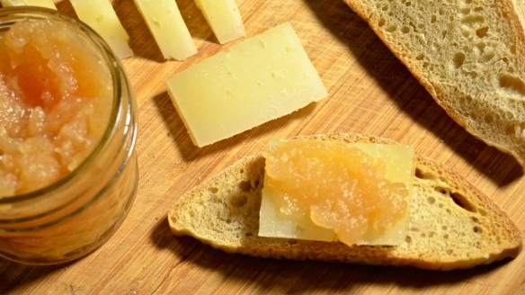 Quince & Queso Manchego