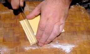 Hand-Cut Linguine