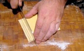 Hand-Cut Linguine