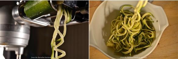 Zucchini Pasta Combo
