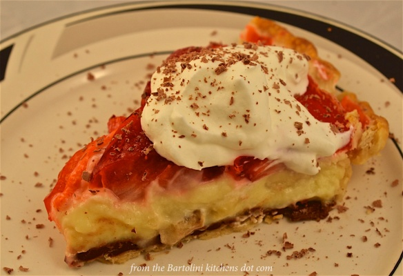 Strawberry Banana Pie 6