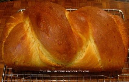 Easter Bread Deja Vu