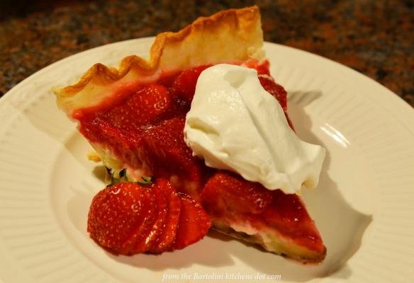 Strawberry Pie 1