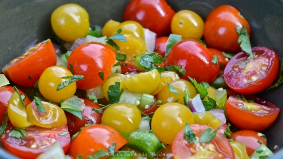 Ground Cherry Salsa