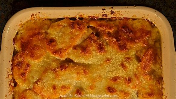 Sweet Potatoes au Gratin 3