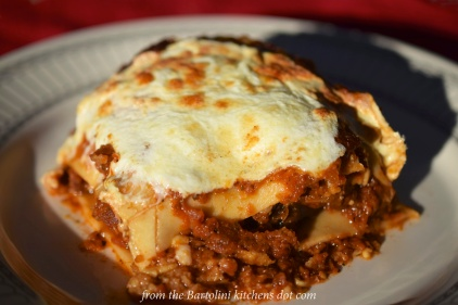Eggplant Lasagna - Preview