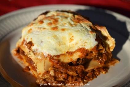 Eggplant Lasagna - Preview