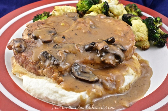 Smothered Pork Chops 1