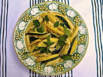 Zucchini Penne
