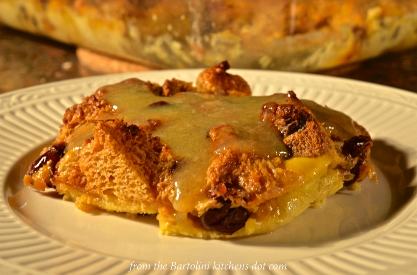 Panettone Bread Pudding 4