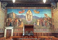 Council Chambers - San Marino