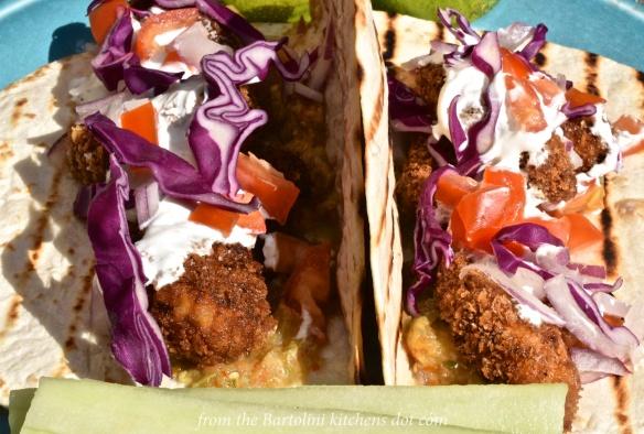 Fried Fish Tacos - 2