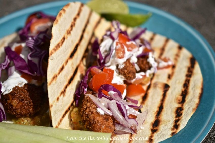 Fried Fish Tacos - Preview
