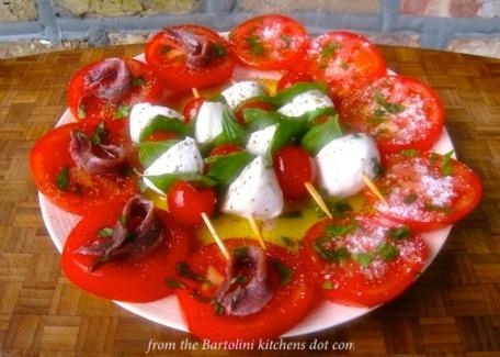 Tomato Antipasti - Deja Vu