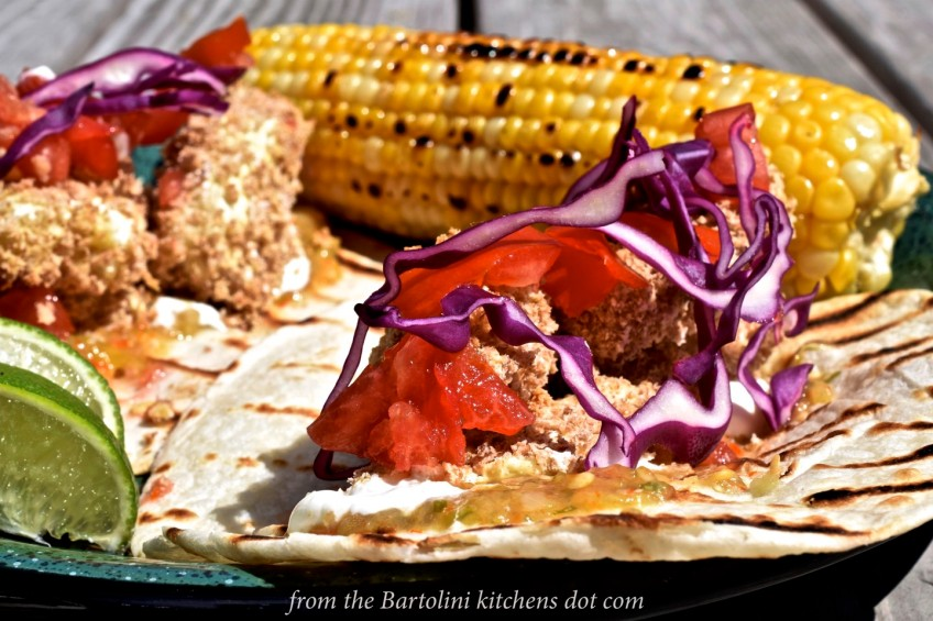 Fish Tacos - Baked 1