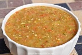 Roast Tomatillo Salsa 2